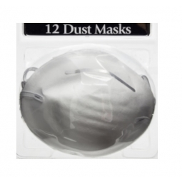 12 Disposable Medical Flu Virus Germ Protection Face Mask Dust DIY Personal