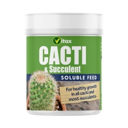 Cacti Succulent Soluble Plant Feed High Potash Low Nitrogen Healthy Growth 200g