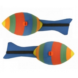 2 x M.Y Large Whistling Foam Bomb Rocket Beach Garden Toy 35cm Approx