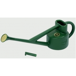 Green Haws Conservatory House Plant Plastic Watering Can Fine Spray Rose 2.25L