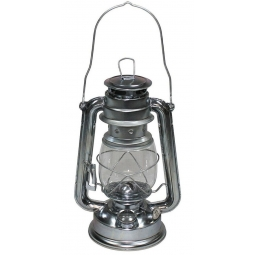 Metal Hurricane Paraffin Fuelled Lantern Camping Light Oil Storm Night Light