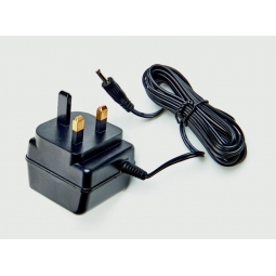 Premier 3 Pin Plug In Adaptor For Premier Water Spinners 4.5Vdc 3.6VA 1.8M Cable