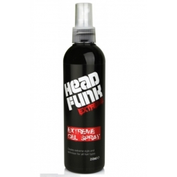 Head Funk Extreme Hair Gel Styling Spray Long Lasting Style & Definition 250ml