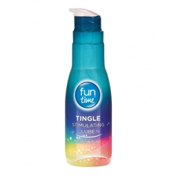 Fun time Fun Lube Intimate Lubrication Water Based 75ml - Tingle Stimulating