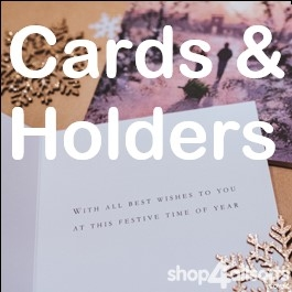 Cards and Card Holders