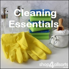 Essential Cleaning around the House and Home