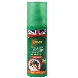 Travel Size Xpel Tropical Insect & Mosquito Repellent Spray Citrepel 70ml