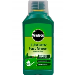 Miracle-Gro Liquid Lawn Feed EverGreen 24H Fast Green Liquid Concentrate 1L