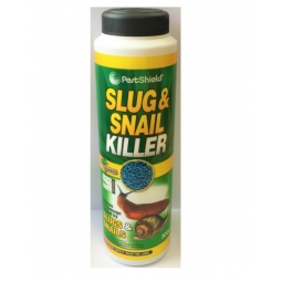 Pestshield Organic Slug & Snail Killer Ferric Phosphate Mini Blue Pellets 300g