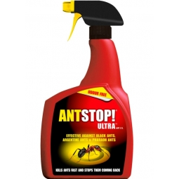 Antstop Ultra Odour Free Effective Ant Killer Pest Control Trigger 800ml