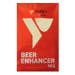 Youngs Beer Enhancer Blend Of Dextrose & Dried Malt Extract 1KG