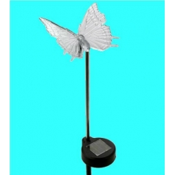Roots & Shoots - Solar Powered Light Up Butterfly Or Dragonfly