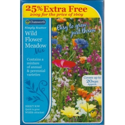 Wild Meadow Seed Mix