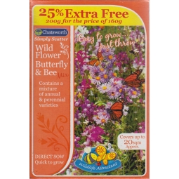 Butterfly & Bee Seed Mix