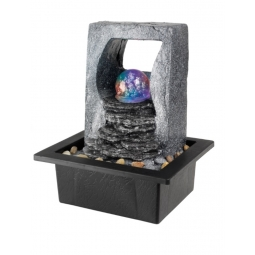 Open Back Wall Fountain 24cm