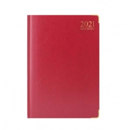 Red A4 WTV Diary