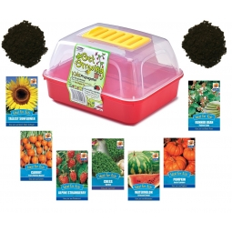 Kids Propagator Seeds Compost