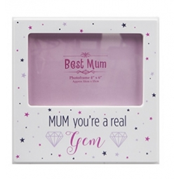 Best Mum Photo Frame