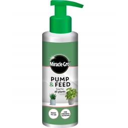 Miracle Gro Pump & Feed All Purpose Ready To Use Plant Food Indoor Outdoor 200ml