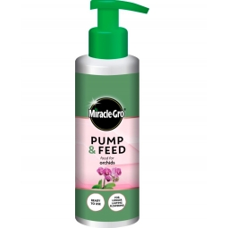 Miracle Gro Pump Feed For Orchids Ready To Use Orchid Food Lasting Flowers 200ml