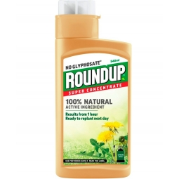 Roundup Weedkiller Control Concentrate No Glyphosate Naturally Breaks Down 540ml