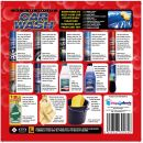 Complete Car Wash Cleaning Kit Interior & Exterior Wash Wax Polish Tyre Sponge